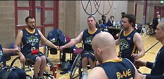 Wheelchair basketball tournament taking place in Henderson