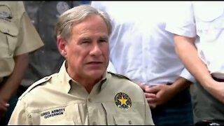 Texas Governor Calls Out Biden For Allowing An Open Border