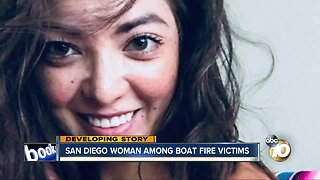 San Diego woman killed in deadly Conception boat fire off Santa Barbara