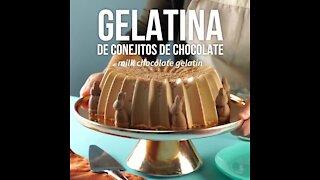 Milk Chocolate Bunny Gelatin