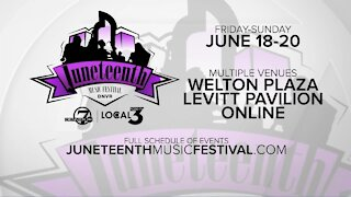 Celebrating Juneteeth - Denver's Music Festival online & in-person