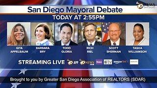 San Diego 50th District & Mayoral Debate