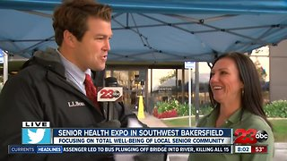 Bakersfield Family Medical Center hosts first senior health expo