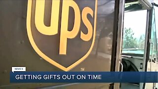 Time is running out: shipping deadlines for holiday gifts coming up