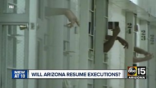Will Arizona resume executions?