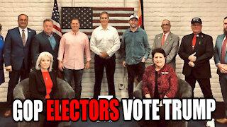 GOP Electors VOTE TRUMP!
