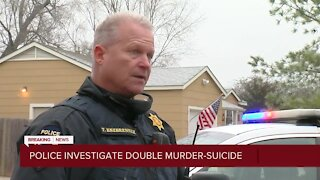 Sand Springs police investigate double murder-suicide