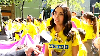 Parade Celebrates World Falun Dafa Day In NYC