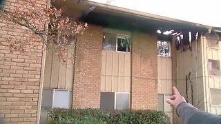 Tulsa Man Recalls Seconds To Escape South Tulsa Fire