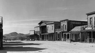 50 years of Mescal Western Movie Set worth saving