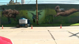 New mural coming to Harbor District