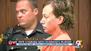 Clermont County woman charged with husband's murder