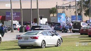 Joe Biden heads to Tampa for rally