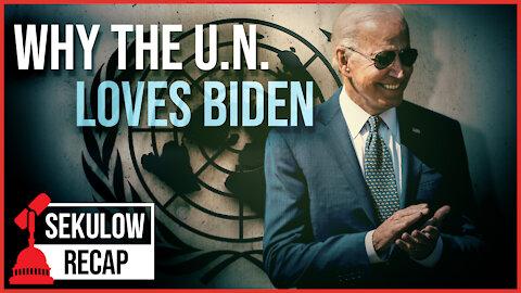 Why Other Countries Applauded Biden after U.N. Speech