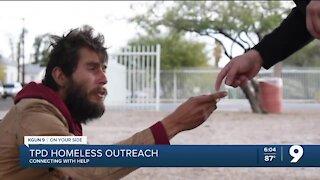 Tucson Police build homeless outreach
