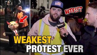 Weakest Protest Ever | Guest: Fleccas Talks | Ep 42