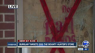 Dog the Bounty Hunter's Edgewater store reportedly burglarized