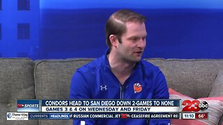 Condors Playoff- Interview