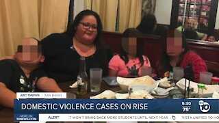 Woman shares advice for domestic violence survivors