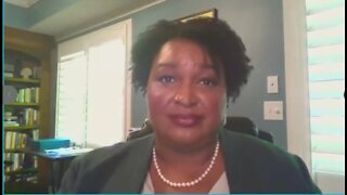 Stacey Abrams: Yes 2018 Election Was Stolen From Voters In Georgia