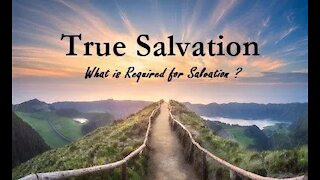 Salvation and works?