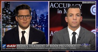 After Hours - OANN Media on Biden with Adam Guillette