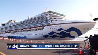 Coronavirus Cruise Quarantine