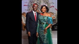 Ifeoluwa after reception