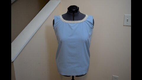 1920s Dress Tutorial Part 2- Bodice