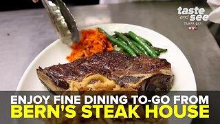 Bern's Steak House | We're Open