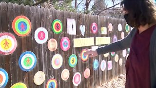 Community rebuilds memorial for victims of COVID-19
