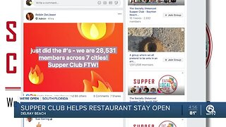 Facebook group helps keep South Florida business alive