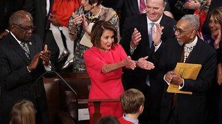 Congress Kicks Off New Session; House Elects Pelosi Speaker