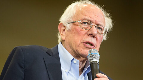 Bernie Sanders Promotes Video Attacking Amazon's Climate Change Policies