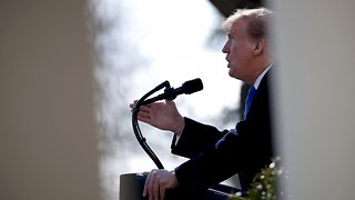 President Trump Signs Funding Bill, Avoiding Government Shutdown