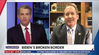 Texas AG Paxton: Biden Doing Exact Opposite of What Works at Border