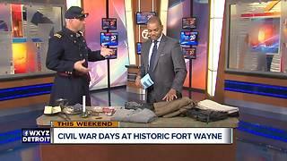 Annual Civil War Days returns to Historic Fort Wayne