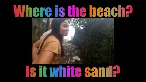 Day at the beach Mindanao region, Medina Beach
