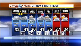More snow, sleet and freezing rain expected for metro Detroit