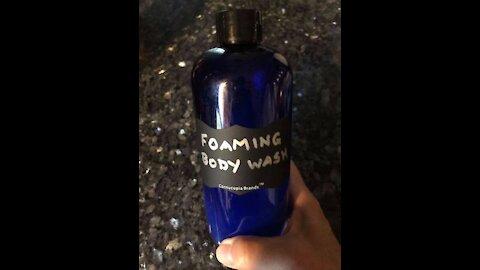 Foaming Body Soap