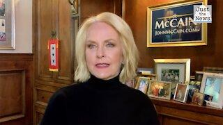 Cindy McCain on Arizona win: It's wonderful, great news
