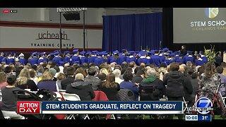 STEM School Highlands Ranch seniors graduating Monday