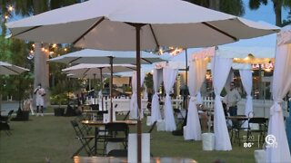 Delray Beach opens outdoor dining experience to help local businesses