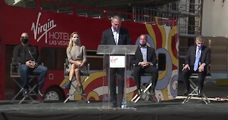 Virgin Hotels Las Vegas to officially open in March