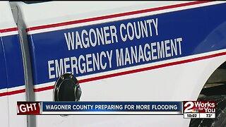 Wagoner County preparing for more flooding