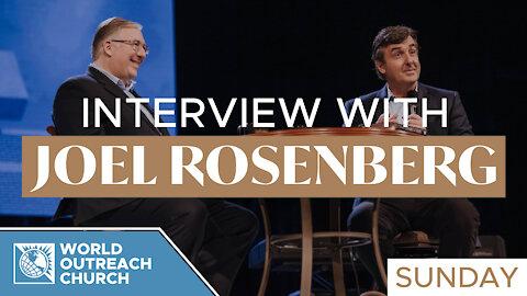 Interview with Joel Rosenberg [Sunday]