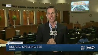 Collier County Spelling Bee
