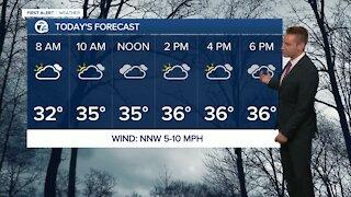 Metro Detroit Forecast: The weather goes quiet in Michigan