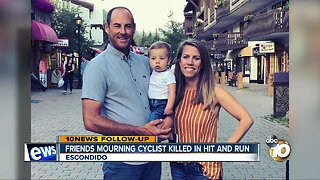 Friends mourn bicyclist killed in hit-and-run crash