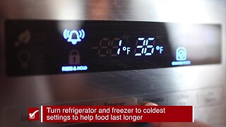 Preparing the inside of your home before a storm |Tracking the Tropics Quick Tip